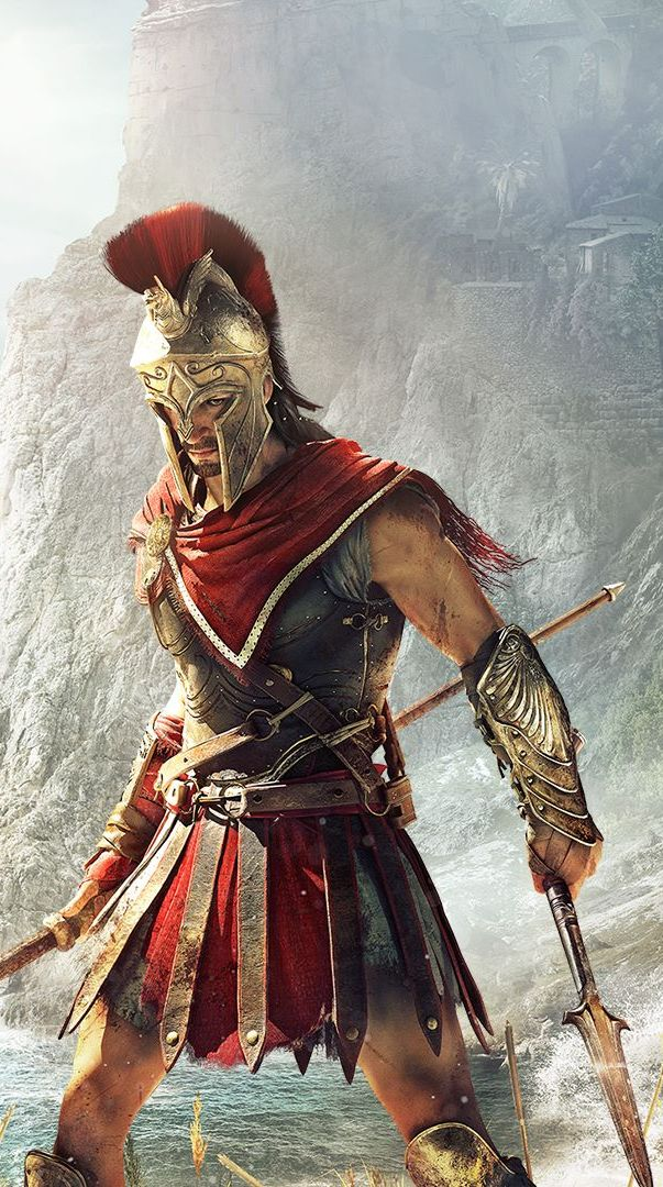 Assassin S Creed Odyssey Video Game Is Now Live For All Xbox One