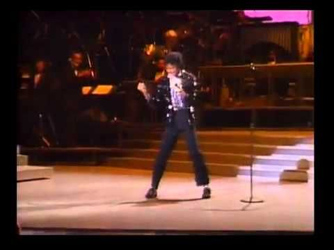 Michael Jackson 'Billie Jean' Live At Motown 25th Anniversary!