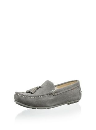 W.A.G. Kid's Loafer with Tassel (Gris)