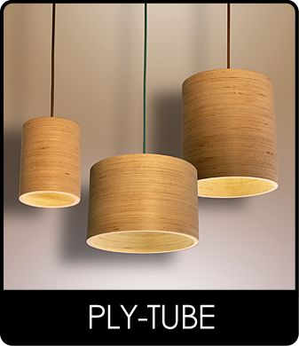 From a local Melbourne supplier, the Ply-Tube lights are stirring a storm. So many sizes to choose from! http://www.aboutspace.net.au/news/whats-new/ply-tube.html