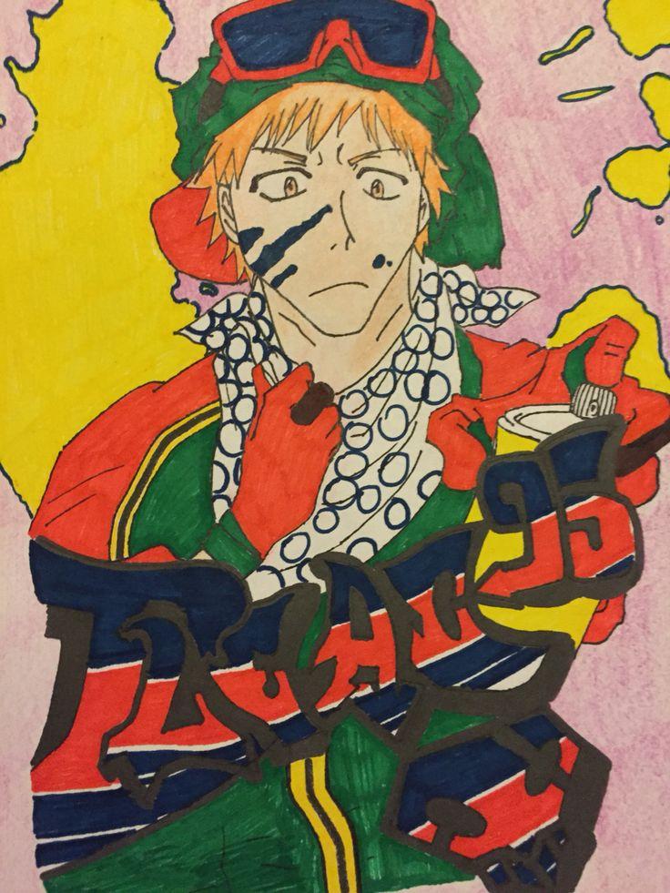 Kurosaki Ichigo-Bleach