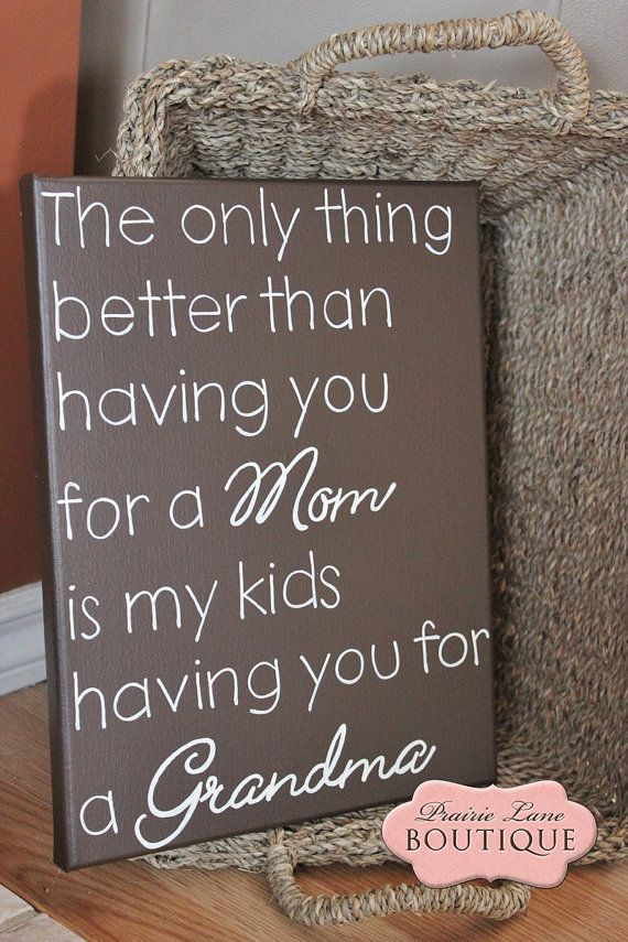 Mothers Day Gift for Mom Gift for Grandma by prairieboutique, $28.00