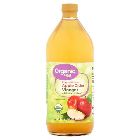 braggs apple cider vinegar walmart