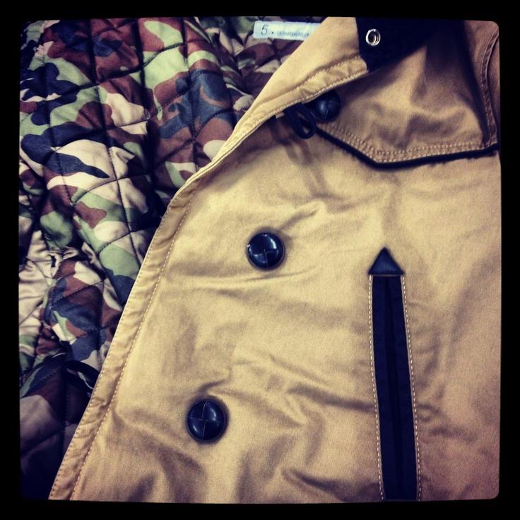 InstaMood Jacket | http://www.department5.com