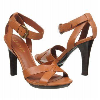 LAUREN RALPH LAUREN Hart Polo Tan Leather. Ralph Lauren StyleTan LeatherLeather  ShoesShoe DazzleAnkle StrapsWomen's ...