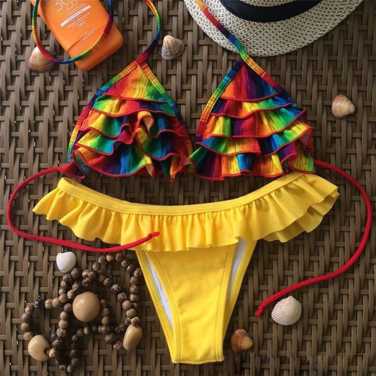 101 best • •Bikini mu§† have§• • images on Pinterest | Swimsuit ...