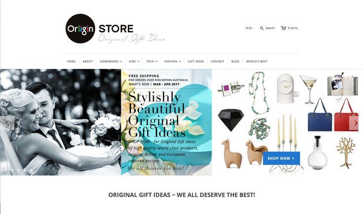 OriiginStore – STYLISHLY BEAUTIFUL ORIGINAL GIFT IDEAS – WE ALL DESERVE THE BEST!