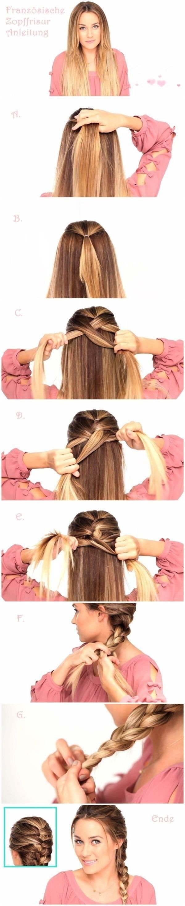 43 Fancy Braided Hairstyle Ideas from Pinterest ...
