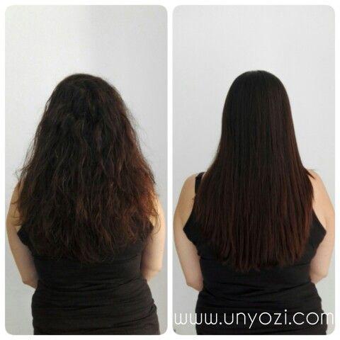 ¿Qué es la queratina?   La queratina es una proteína que se encuentra tanto en la uñas como en el cabello pero cuando se hacen procesos químicos se pierde la queratina natural del cabello. Visita nuestra web:    www.unyozisalon.com