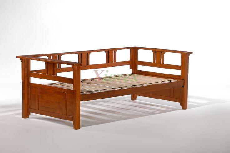 best 25 queen size daybed frame ideas on pinterest build a platform bed diy platform bed. Black Bedroom Furniture Sets. Home Design Ideas