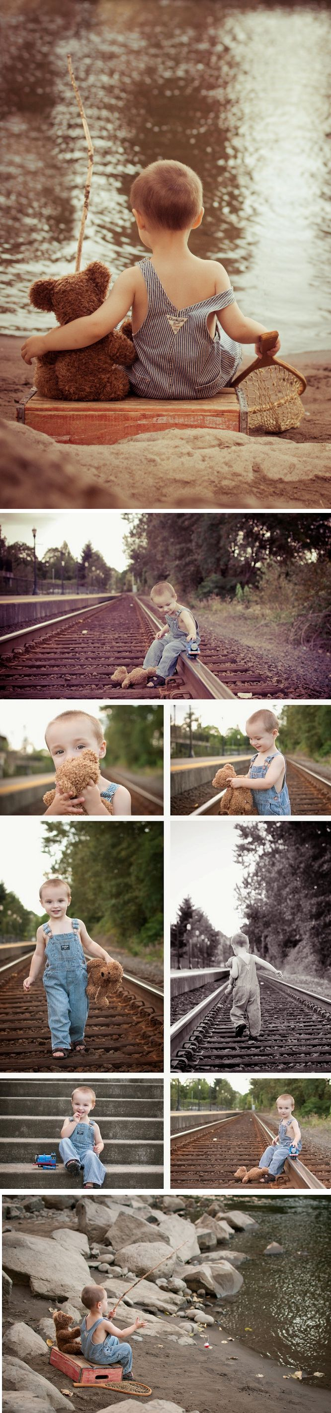 Two Years Old~ Oregon City Portrait Photographer / On Location /  © Robinwood Photography