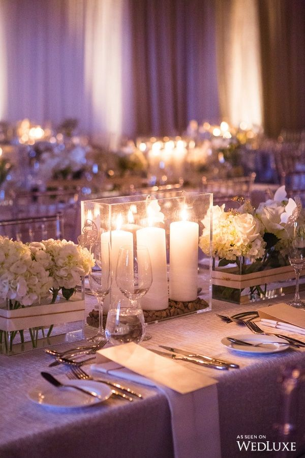 A Beautiful, Intimate Tablescape For a Luxurious Reception. | Photography By: Ikonica |WedLuxe Magazine | #wedding #weddinginspiration #luxury #weddingreception #reception #tablescape
