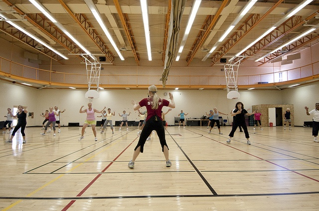 Improve your physical fitness at the YMCA of Simcoe/Muskoka