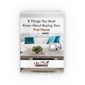 Free ebook: 8 Things you must know about buying your first home; great info in here!