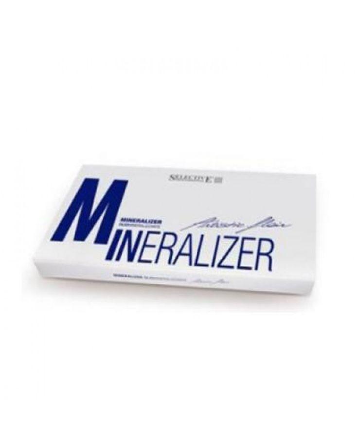 390р. Selective Artistic Flair Mineralizer Olio Mineralizzante Минеральное масло 3*10 мл