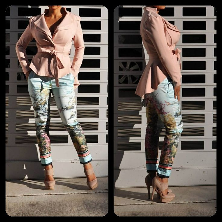 Jamie Ponte Blazer. Now available in our online boutique www.stylelement.com
