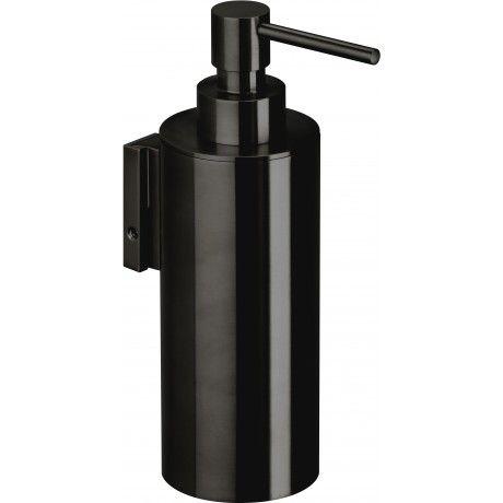 Herzbach Design iX PVD Seifenspender, schwarz