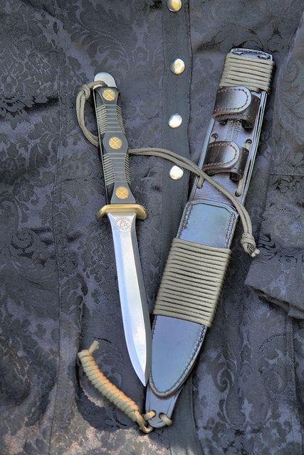 Ek Commando Knife Company M-4 by Passhh, via Flickr