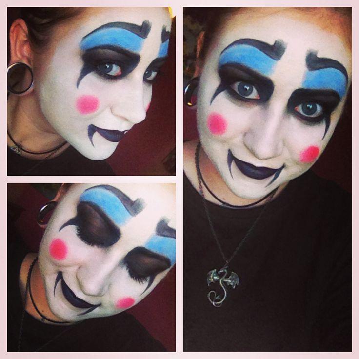 Captain Spaulding makeup.  The devils rejects.