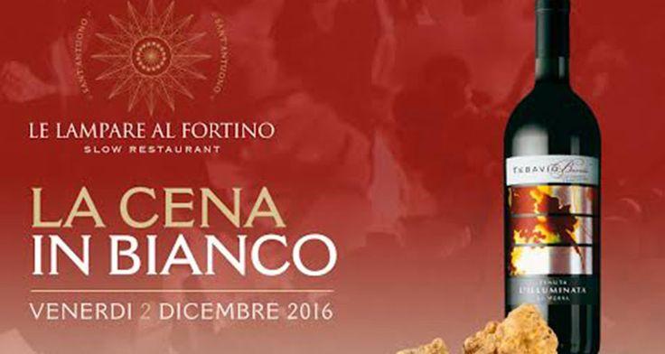 La+Cena+in+Bianco+alLe+Lampare+al+Fortino