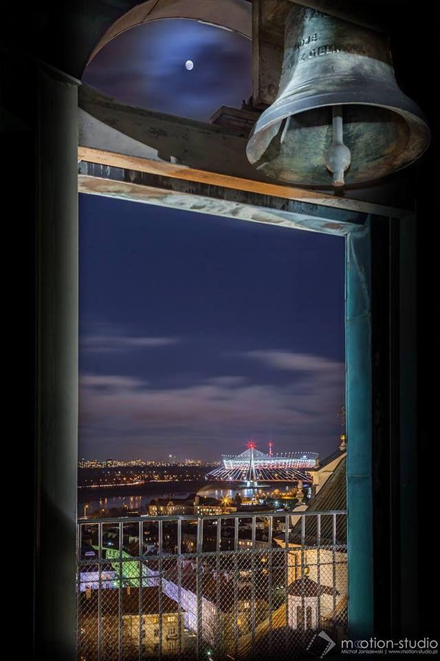 Widok z wieży kościoła św. Anny. Fot. Motion-Studio / Michał Janiszewski Cinematography & Photography