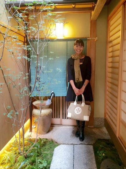 京都祇園の割烹料理:祇園又吉ではんなりランチ