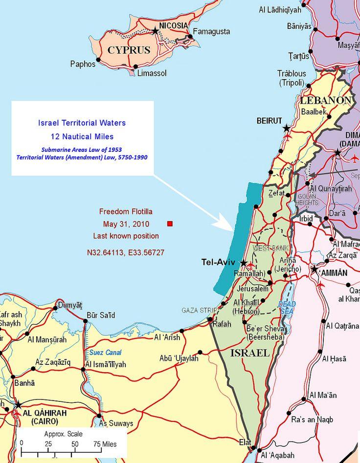 Israel international waters - Buscar con Google