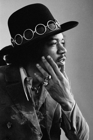 The Voodoo Child: Jimi Hendrix