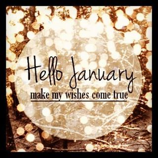 Happy New Year and .....Hello January 2017! 😊  Let us be blessed with happiness, love, good health and prosperity 💖💖💖 #hellojanuary