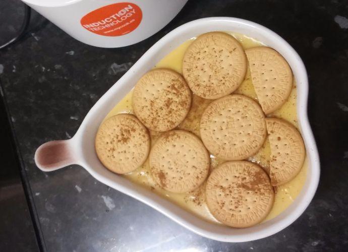 Natilla al aroma de vainilla para #Mycook http://www.mycook.es/receta/natilla-al-aroma-de-vainilla