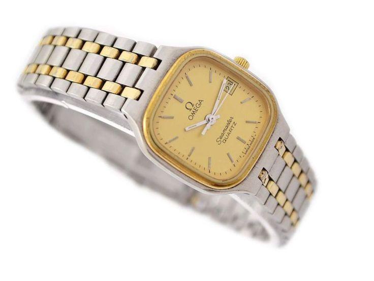 Omega Seamaster Cal.1382 Quartz Ladies Watch SKU: 1427