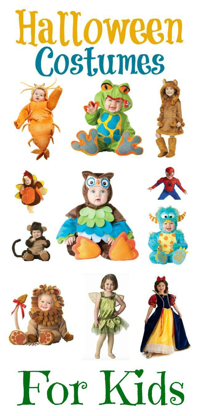 Top Halloween Costumes For Kids Unique Halloween