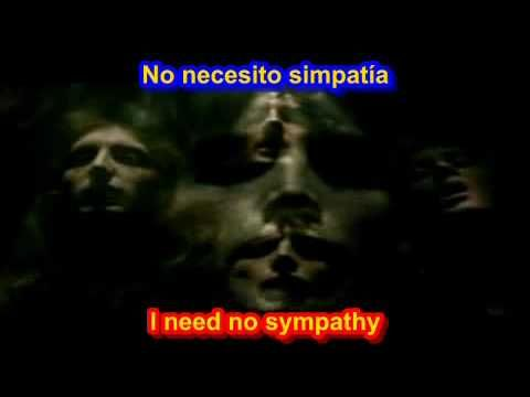 Bohemian Rhapsody  Queen  (  SUBTITULADO INGLES -  ESPAÑOL  )