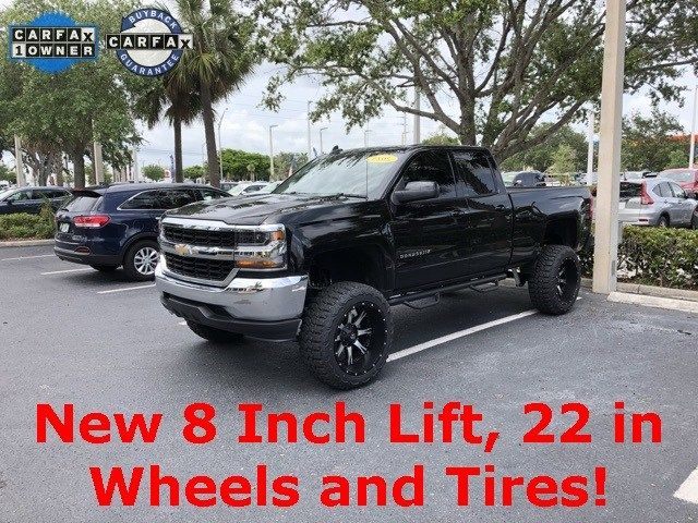 Used 2018 Chevrolet Silverado 1500 For Sale In Fort Myers Fl