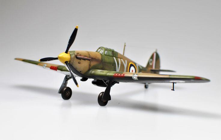 Hawker Hurricane Mk I Airfix 1:72