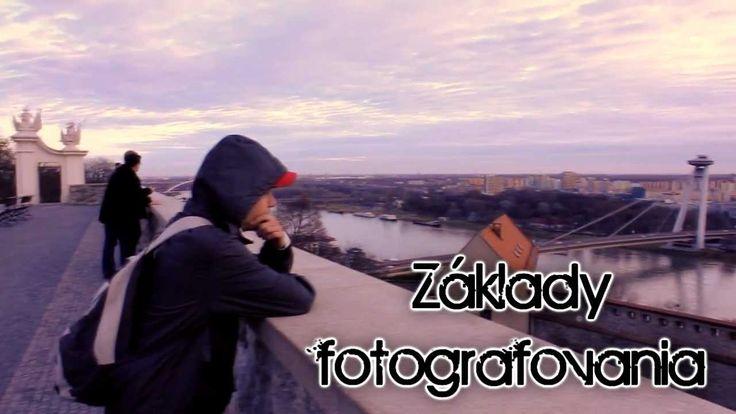 Základy Fotografovania