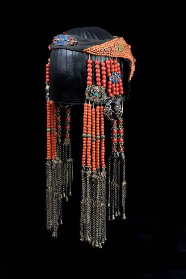 Mongolian headress