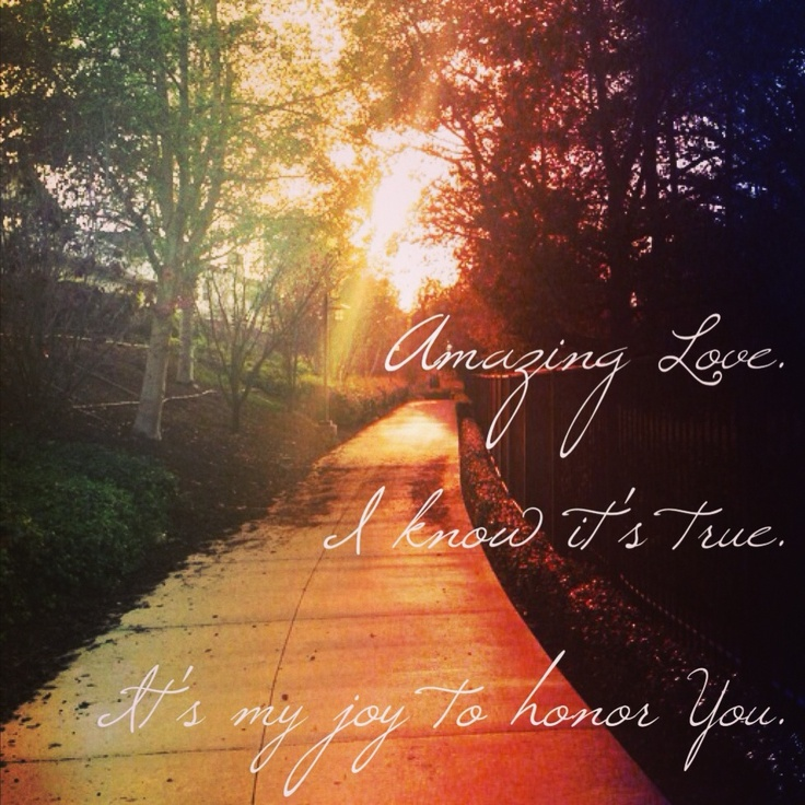 Amazing love. god love quote withloveauntmegs {Words