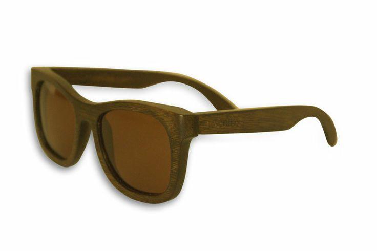 Madfas gafas en madera - CIRRUS – Oscuro / Lente Café