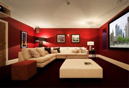 This image is from a great article to help you get started on designing your own home theater. Click on the image to read it.