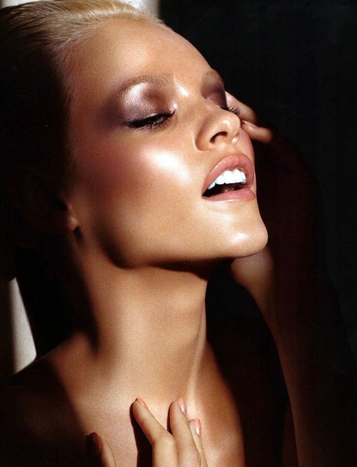 thebeautymodel:    Ginta Lapina for Nars Spring/Summer 2012.
