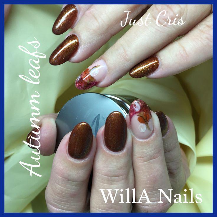 Herfst nagels multigel