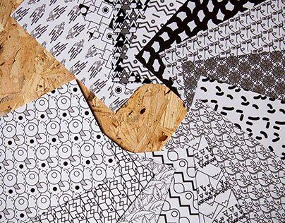 "Check out new work on my @Behance portfolio: ""Księga Wzorów / Patterns"" http://on.be.net/1BJ29q3"