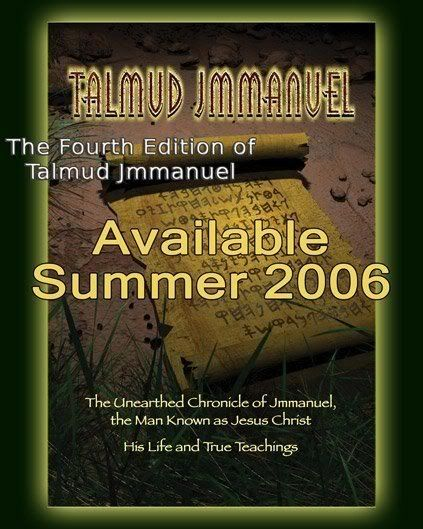 THE TALMUD OF JMMANUEL THE TRUTH BOOK OF LIFE AND TEACHING ABOUT TRUTH OF PROPHET JMMANUEL WRONGLY CALLED JESUS IN OUR TIME !!!