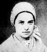 Roman Catholic Saints: St Bernadette Soubirous