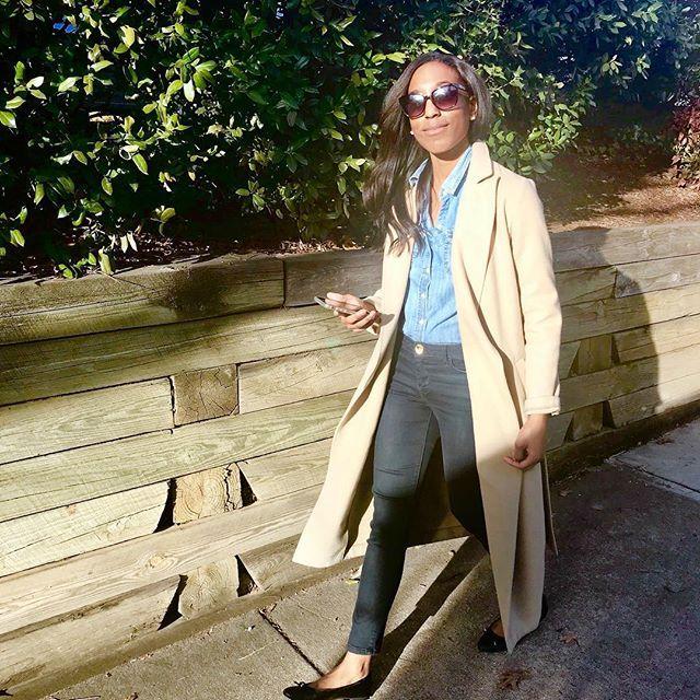 Meghan Markle Street Style Lana Jackson DC Stylist Meghan