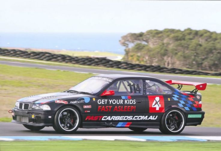 At team Fast Car Beds, we have a serious motorsport team who just love taking it to the track.