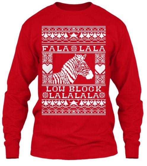 Referee Zebra Ugly Christmas Shirt | Teespring  Roller Derby