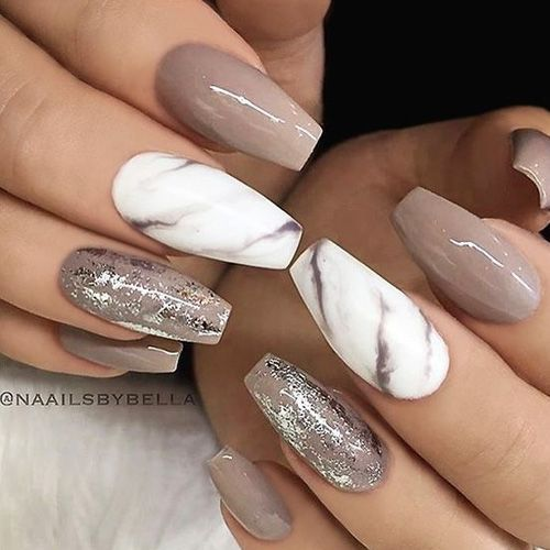 The 25 best nail art ideas on pinterest pretty nails nail art best acrylic nails for 2017 54 trending acrylic nail designs best nail art prinsesfo Choice Image