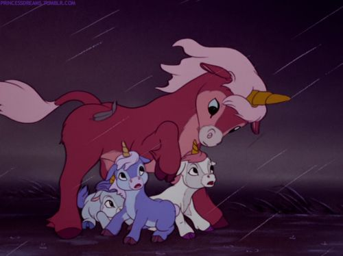 protecting baby unicorns! #unicorn #cute